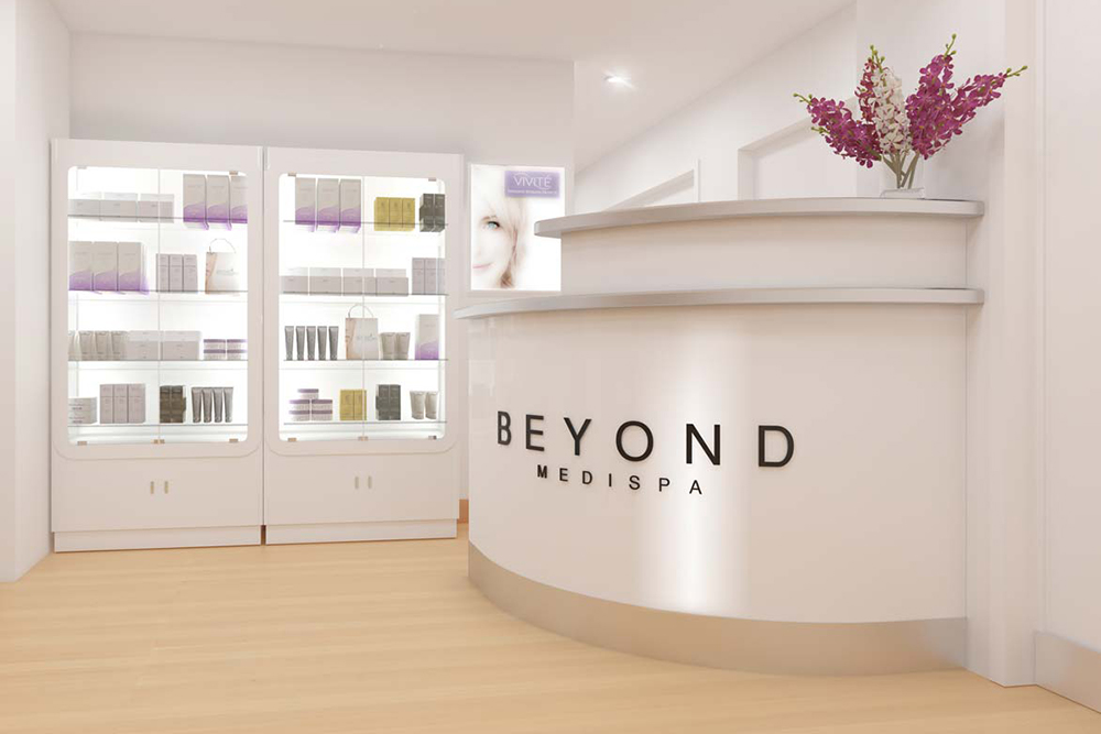 Pamper pages Beyond Medispa Review