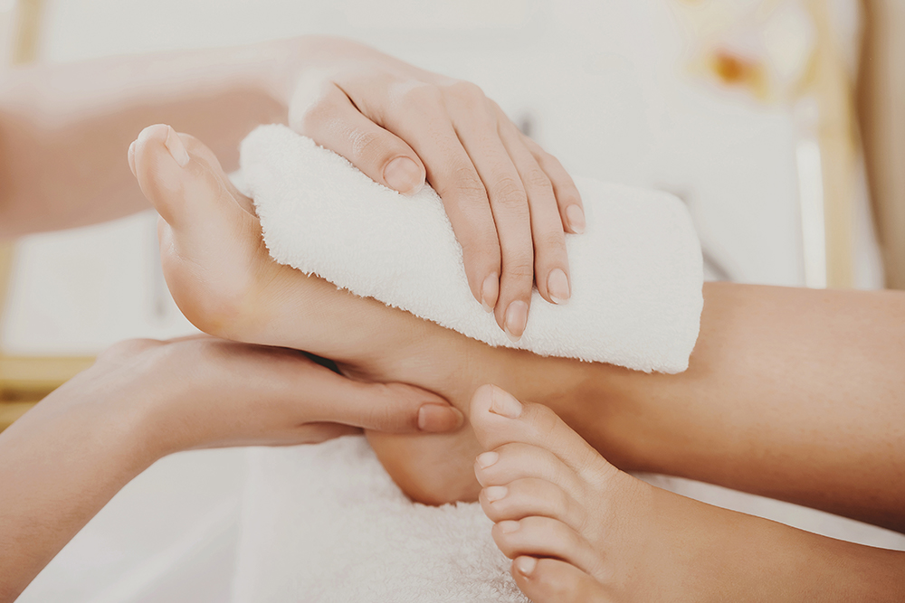 Flawless Feet for the winter | Beyond Medispa